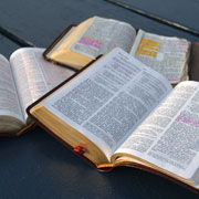 An A to Z of Bible Reading Notes