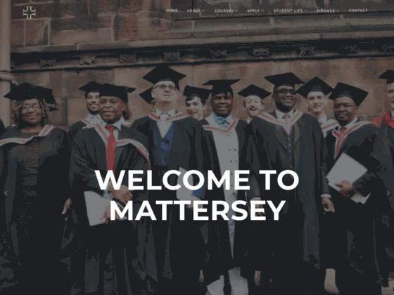 Mattersey Hall