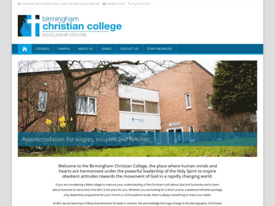 Birmingham Christian College