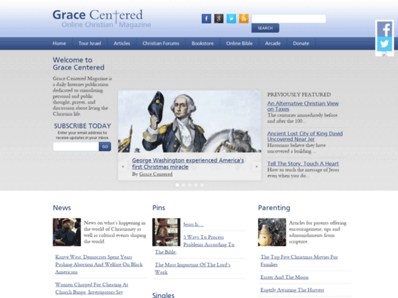 Grace Centered Forums